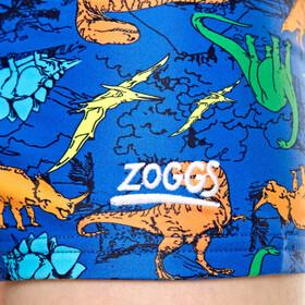 Zoggs Dino Land Costume a pantaloncino Ragazzo, blue/multi